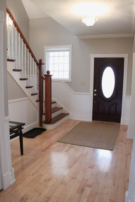 Paint Colors Upstairs Hallway And Bookcases On Pinterest
