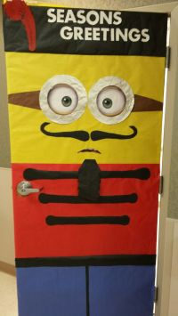 Nutcrackers, Minions and Decoration on Pinterest