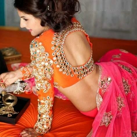 Image result for winter saree