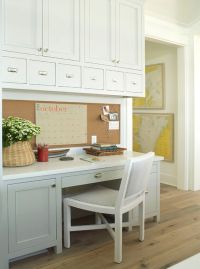 1000+ ideas about Kitchen Office Spaces on Pinterest ...