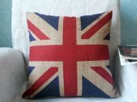 british flag pillow cover | Roselawnlutheran