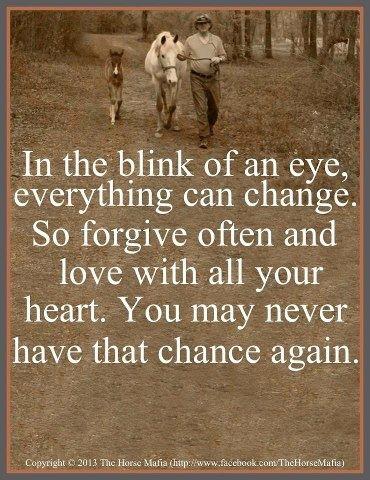 Forgive: