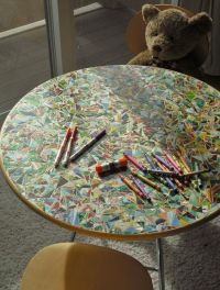 Mosaics, Mosaic tables and Tables on Pinterest