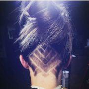 nape undercut hair ideas