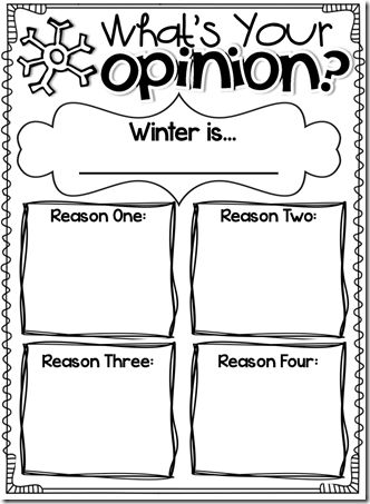 Writing graphic organizers, Opinion writing and Graphic