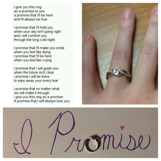 Best savings, Promise rings and Jewelry on Pinterest