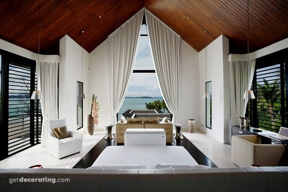 window shades for vaulted ceiling picture windows