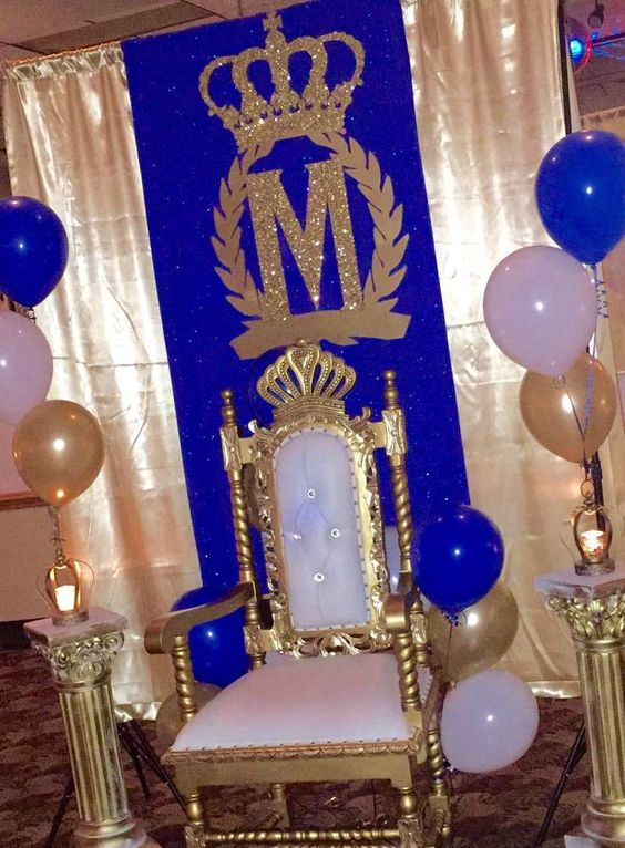 baby throne chair that moves royal prince birthday party ideas | birthdays, and