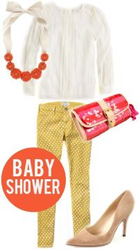 baby shower attire for guest | What Wear Baby Shower For ...