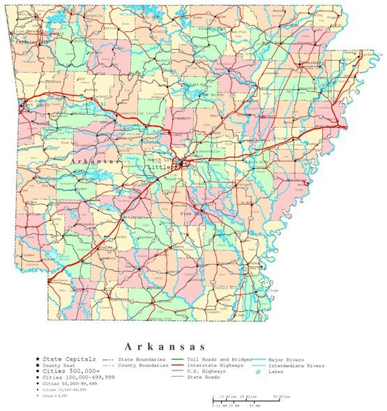 large collection of free printable state maps Maps
