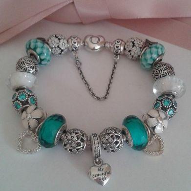 Pandora bracelet: