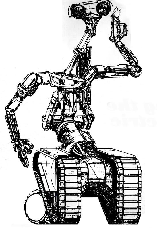 short circuit robot