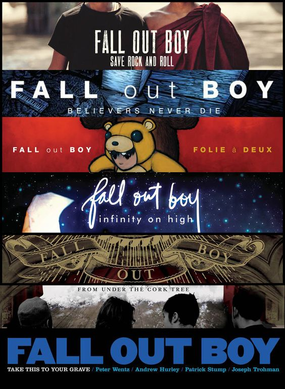 Fall Out Boy Believers Never Die Wallpaper Pinterest The World S Catalog Of Ideas