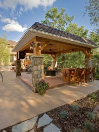 #Beautiful #garden #gazebos would love this in my fantasy ...