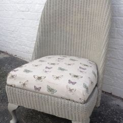 Comfy Nursing Chair Orange Bucket Swivel Lloyd Loom | Upcycling Ideas For Style Chairs Pinterest Loom, And ...