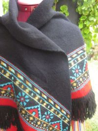 Native American Shawl VINTAGE