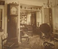 1890s House Interiors | Parlor interior 1890's ...
