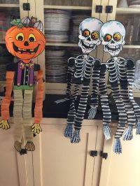 Decoration, Skeletons and Vintage on Pinterest