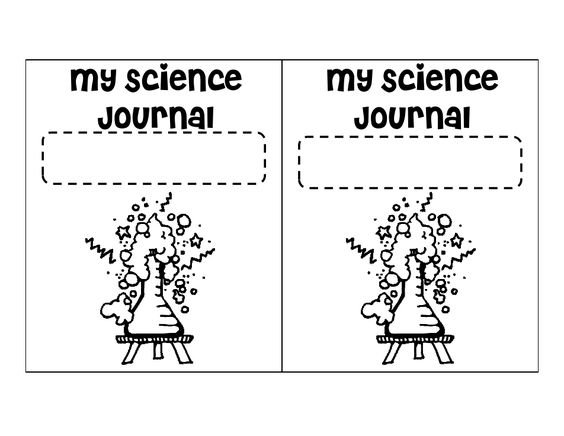 Science, Science journals and Journals on Pinterest