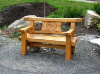 Japanese Timber Bench | Japanese style | Pinterest | Benches