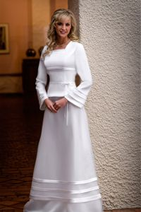 White Lds Temple Dresses Dress Yp