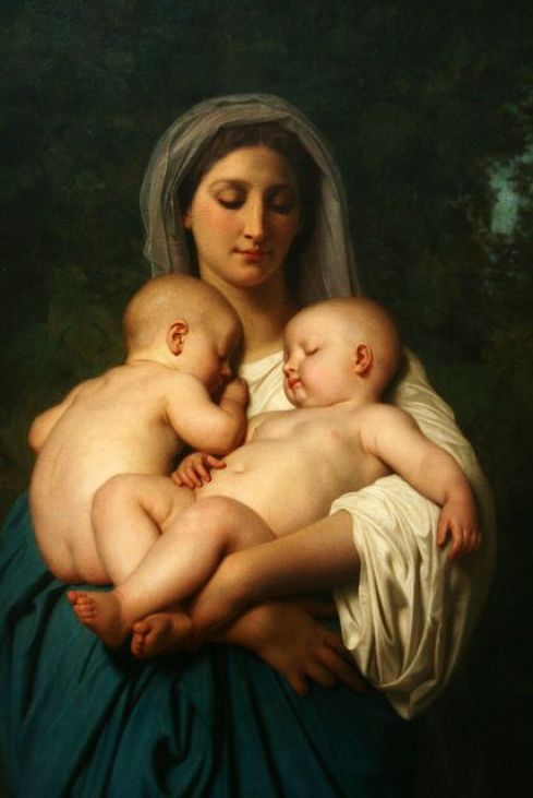 Charity (William-Adolphe Bouguereau):