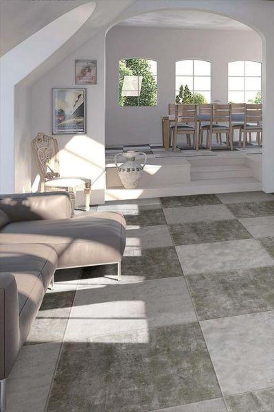 gray porcelain tile living room Gray living rooms, Porcelain tiles and Storms on Pinterest