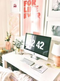 Offices, Home office and Collage on Pinterest