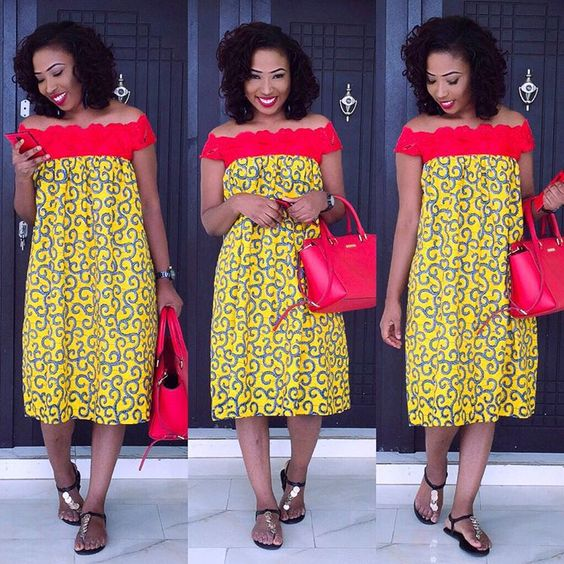 Image result for ankara maternity styles
