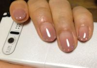 Ombre nude Nails   My Style   Pinterest   Mauve, Neutral ...
