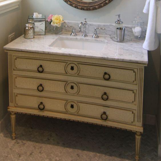 Trend Alert Convert a Dresser or Vintage Desk Into a