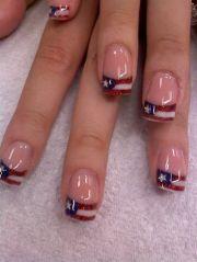4th of july brenbrat - nail