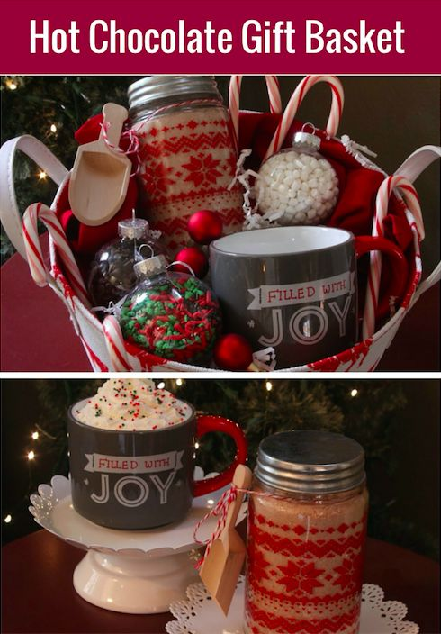 Diy Hot Chocolate Mix Gift