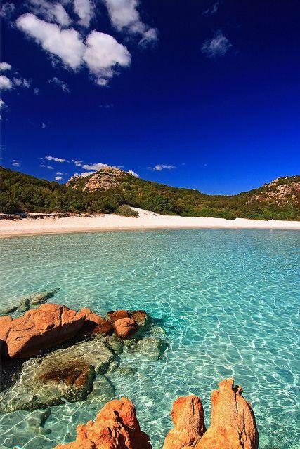 Sardinia amazing turquoise water  Visit Sardinia with us  httpwwwdiscoverfrancecomitaly
