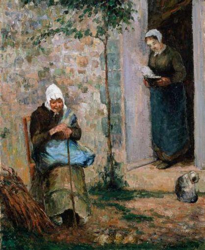 Camille Pissarro - Charity: