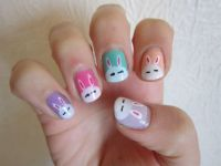 cool short nail designs for spring simple nail designs for ...