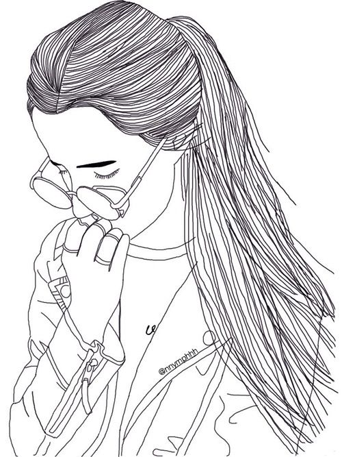Tumblr Grunge Coloring Coloring Pages