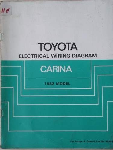 Electrical Wiring Diagrams On 1991 Toyota Corolla Electrical System
