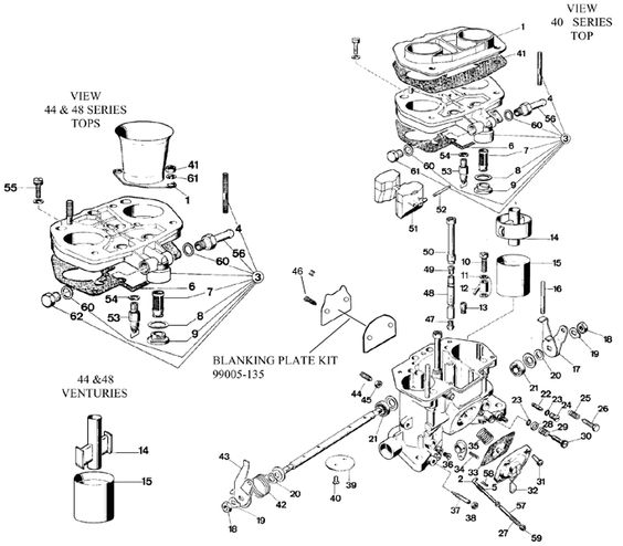 Automotive Fuse Box Connectors