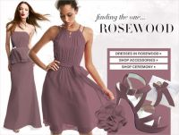 Rosewood Color Palettes, Bridesmaid Dresses by Color ...