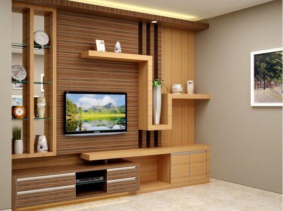 contoh Desain Rak Tv 2016  Architecture  Interior Design