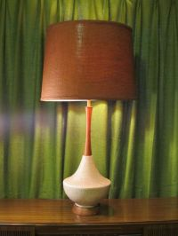Ceramics, Modern table lamps and White ceramics on Pinterest