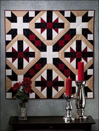 Black Tie Tutorial   Quilt Tutorials   Pinterest   Quilt ...