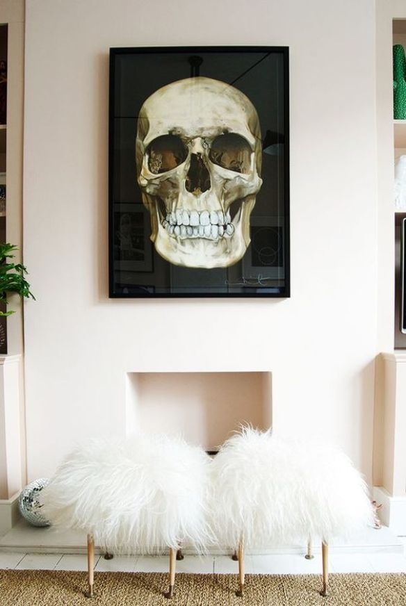 Bianca Hall's Eclectic Boho Glam Space!:
