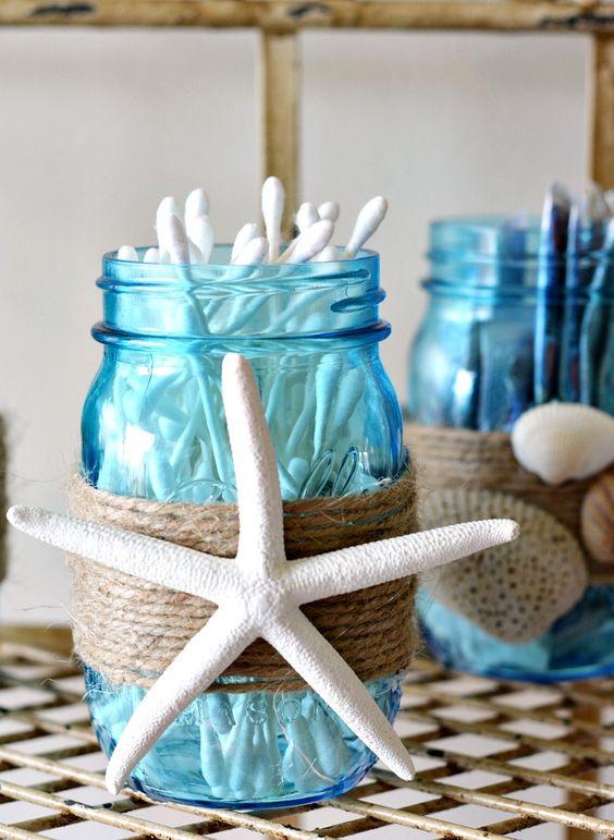20 modi per decorare la casa a tema marinaro  Fai da Te Creativo