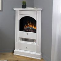 Fireplaces, Gas fireplaces and Small corner on Pinterest