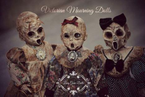 By Long Gone Dolls:
