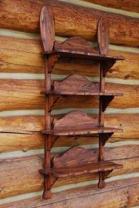 Canoe Paddle Shelf from Vintage Summer | Decorating Ideas ...