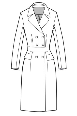 Coats, Simple and Keys on Pinterest