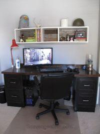 Teenage boy bedrooms, Desk shelves and Boy bedrooms on ...